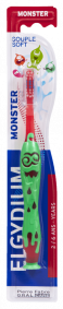 ELGYDIUM KIDS MONSTER Brosse à dents