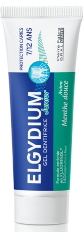 ELGYDIUM JUNIOR Dentifrice Menthe douce