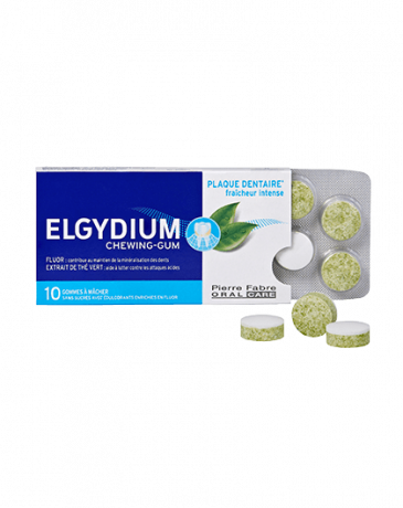 ELGYDIUM CHEWING-GUM