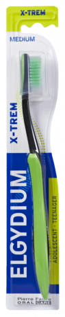 ELGYDIUM XTREM Brosse à dents Ado