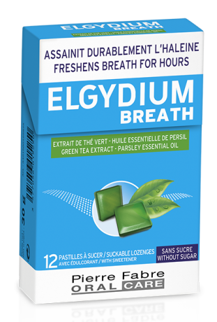 Παστίλιες ELGYDIUM BREATH POCKET